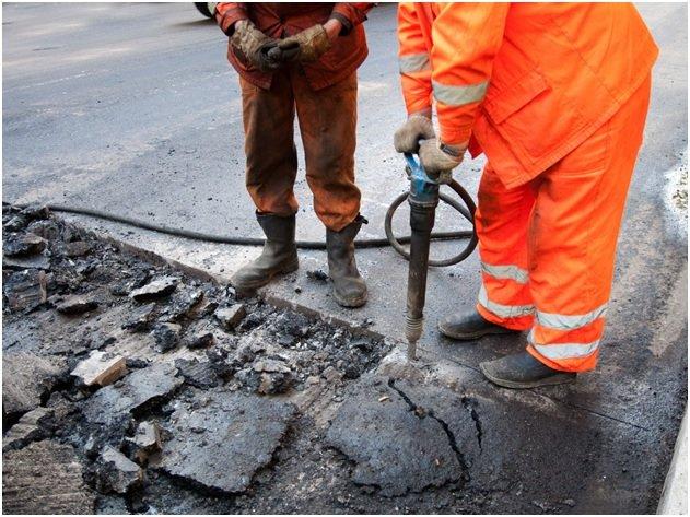 Новая система строительства дорог