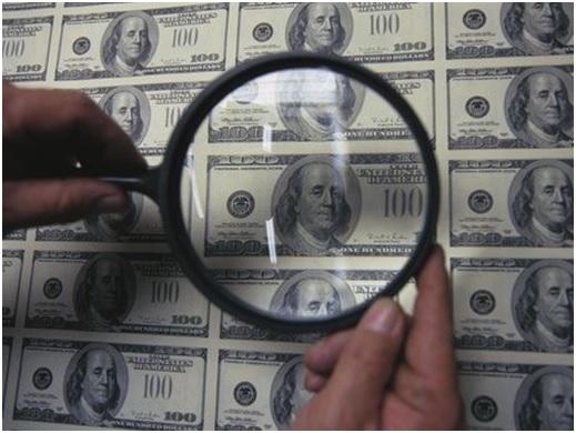 В Украине возросло количество фальшивых банкнот