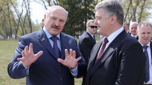 сотрудничество Украины и Беларуси
