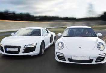 Сотрудничество Audi и Porshe