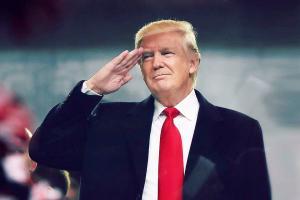 Иск на Трампа