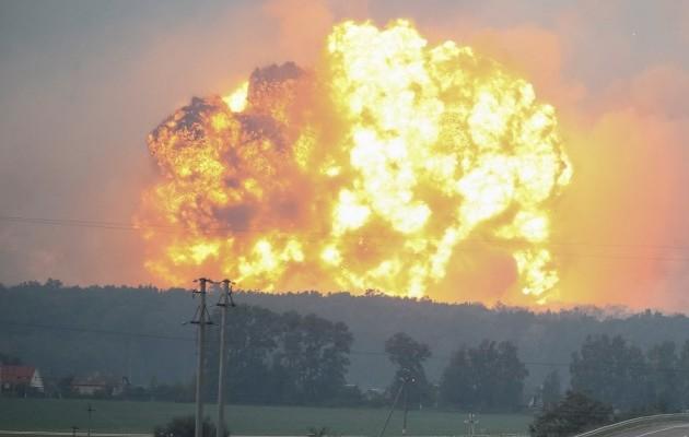 ВзрывыКалиновка
