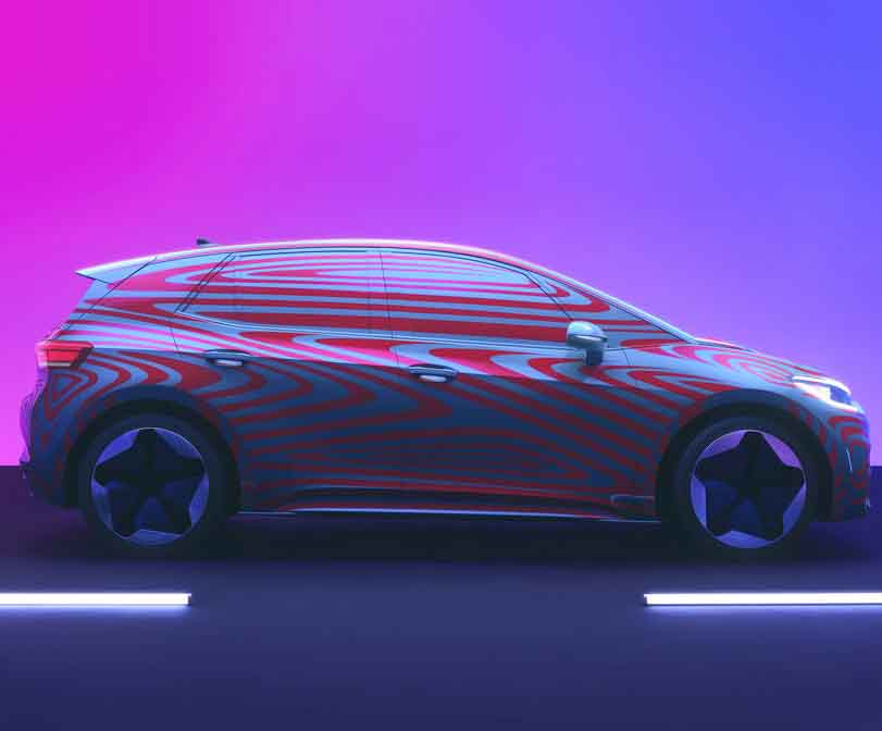 E-mobility Volkswagen