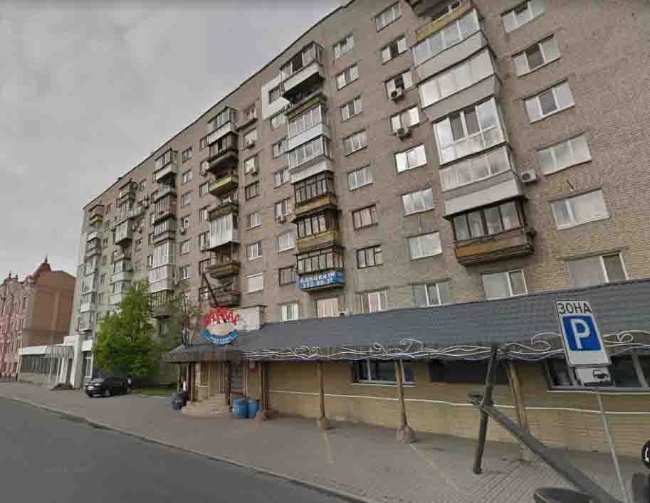 Квартира на ул. Набережно-Крещатицкая, 11
