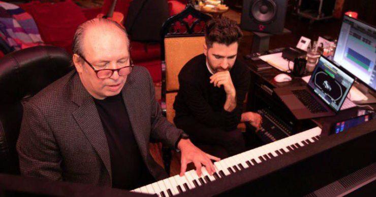 Ханс Циммер записывает музыку для электродвигателей BMW
