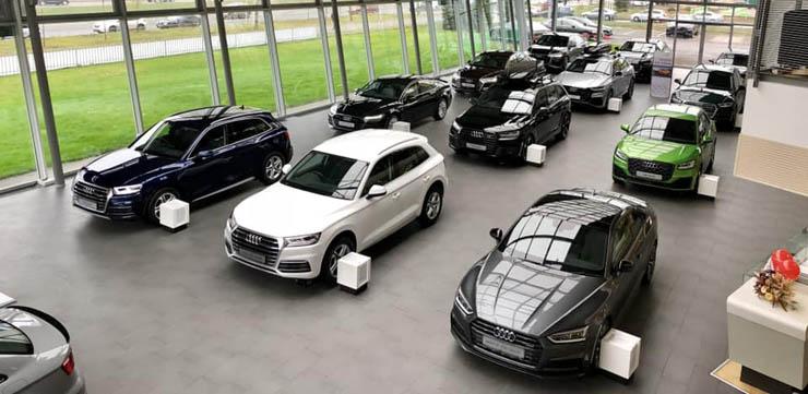 Рост продаж новых авто
