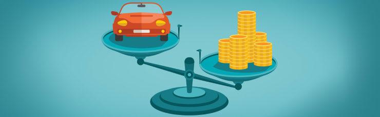 Кредит под залог авто. Высокая оценка стоимости машины