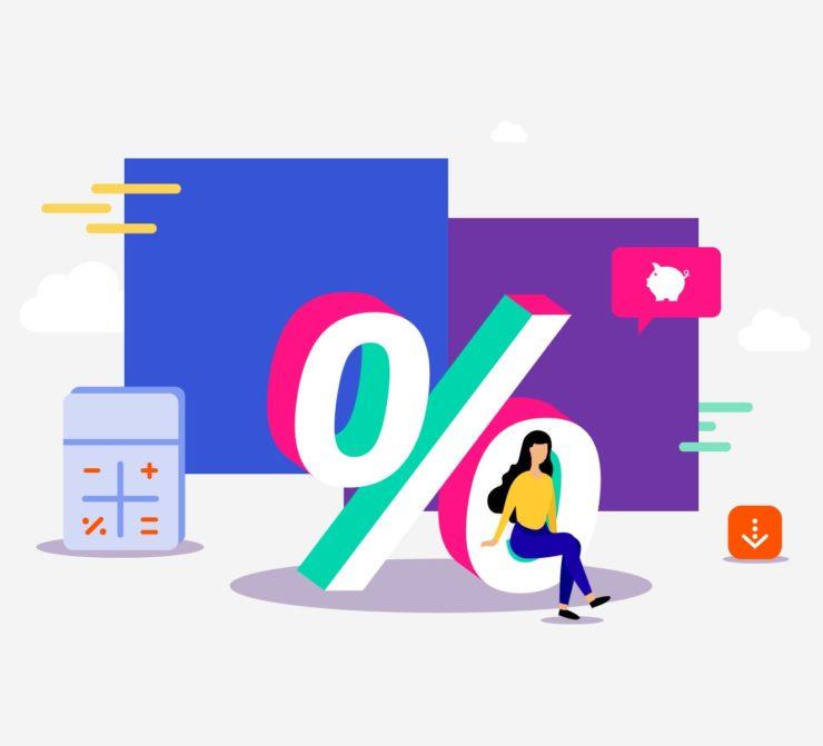 Как сэкономить на процентах при кредите